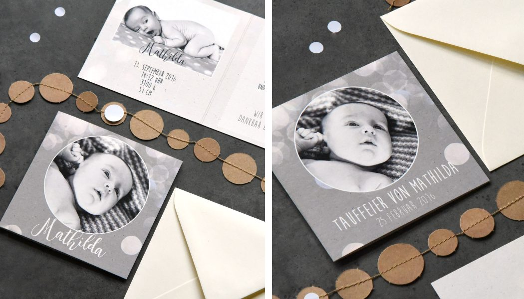 JUKA-individuelle-Festpapeterie-SLIDER-KINDERSET-Geburtskarte-Vintage